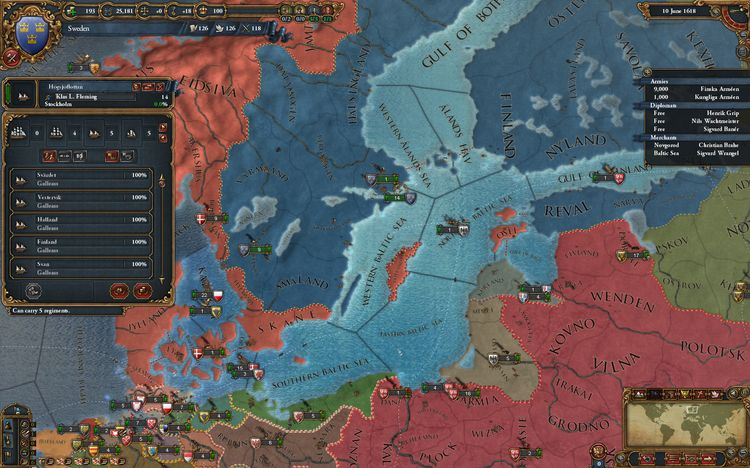 Europa Universalis IV (Steam KEY/RU&CIS) +СКИДКИ