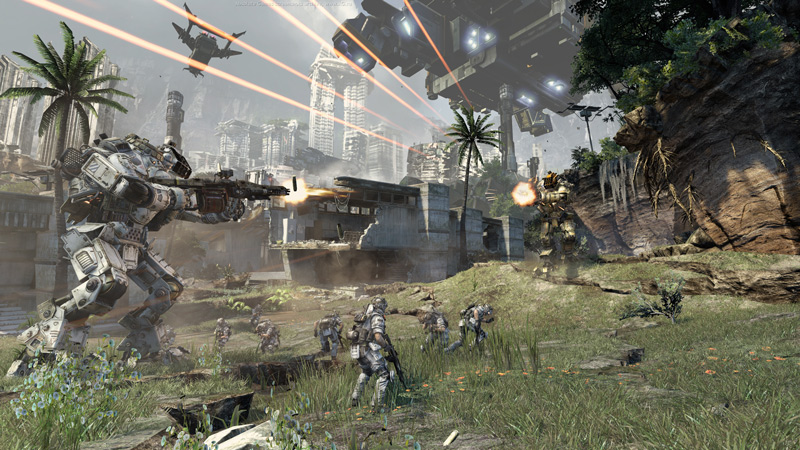 Titanfall (Origin/Region Free/Multilanguage)