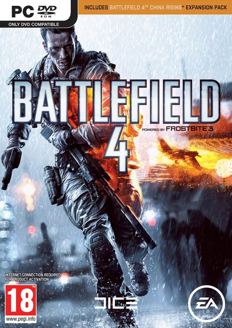 Battlefield 4  (Region Free/Multilang) +ПОДАРКИ