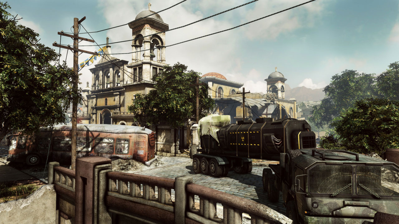 Call of Duty: Ghosts - Onslaught (DLC 1) +ПОДАРОК