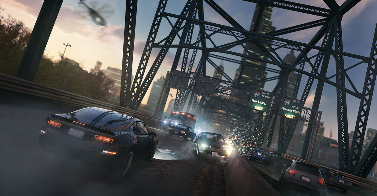 Watch Dogs Standard edition (Uplay) + Gift + DISCOUNTS