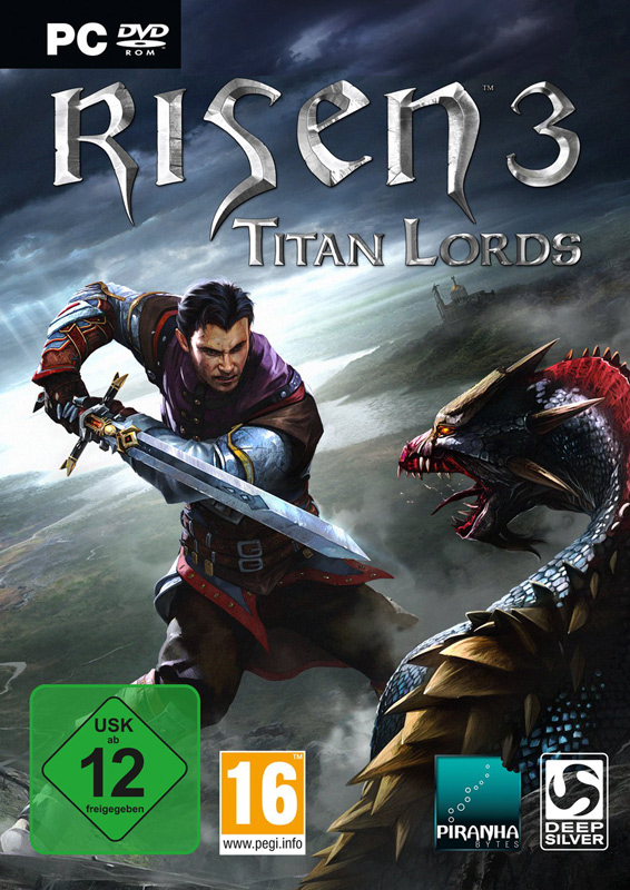 Risen 3 Titan Lords - Expanded ed. +3 DLC + GIFTS