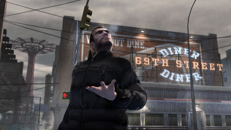 Grand Theft Auto IV: Complete (Steam KEY/RU&CIS ONLY)