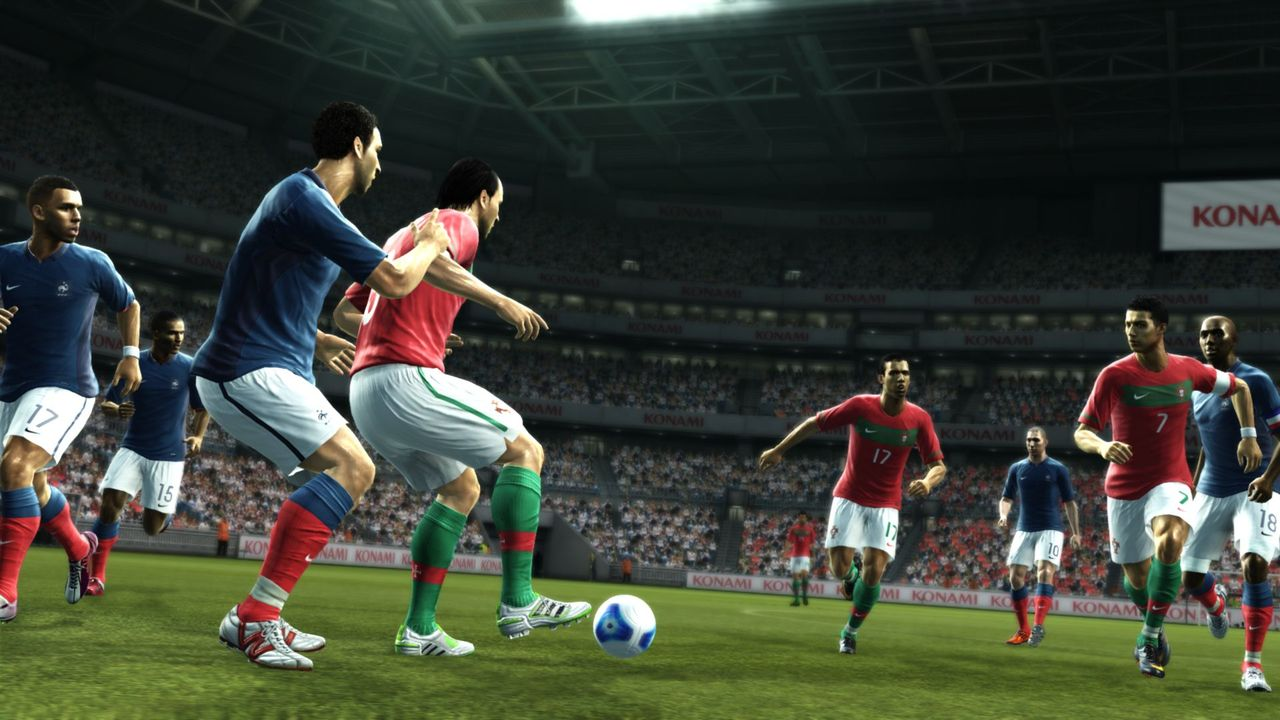 Pro Evolution Soccer 2012 (PES 2012) + gifts and discounts