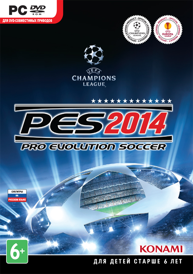 Pro Evolution Soccer 2014 (PES 2014) + gifts and discounts