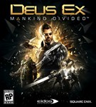 Deus Ex: Mankind Divided(Steam) DAY ONE EDITION