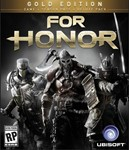 FOR HONOR GOLD Ed.(Uplay KEY) +НАСЛЕДИЕ +S.Pass +Deluxe