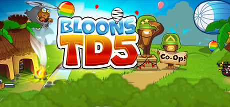 Bloons TD 5 (steam gift)