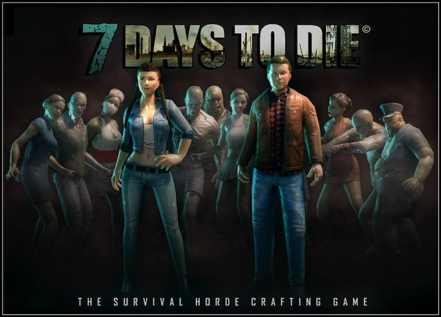 7 Days to Die (Steam Gift, Region Free)