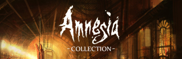 Amnesia Collection Steam Gift | RoW | Region Free
