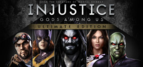 Injustice: Gods Among Us Ultimate Edition Steam Gift RU