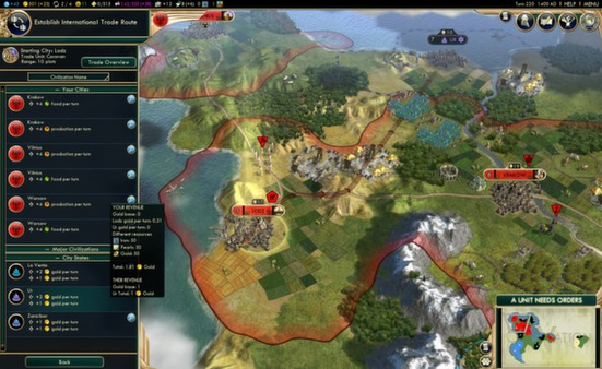 Civilization V 5: Brave New World DLC Steam Gift | RoW