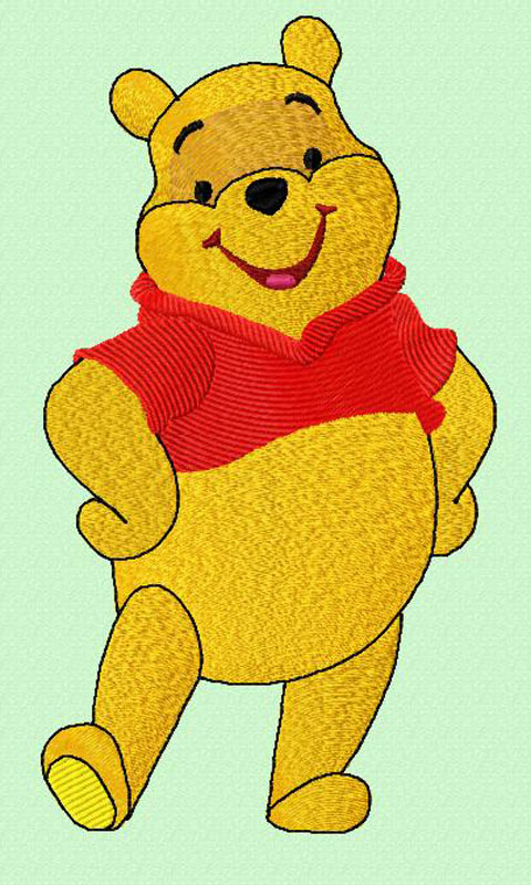 "Embroidery Design ""Pooh_3_maxiF"""