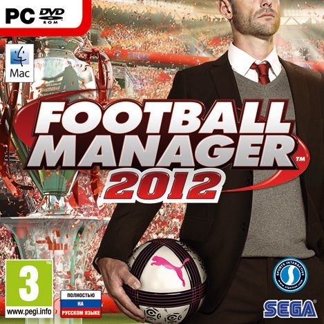 Football Manager 2012 (Steam/Scan) Ключ сразу