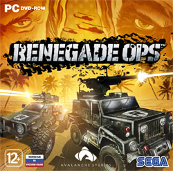 Renegade Ops (Steam\Scan)