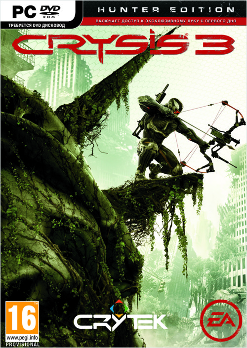 Crysis 3 Hunter Edition + СКИДКИ