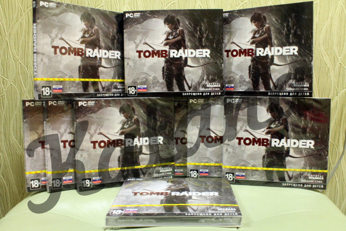 Tomb Raider (Steam) + Скидки