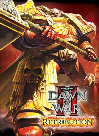 Dawn of War 2: Retribution + Эльдары, 2 Ключа RegFree. Lead and Gold - CD-