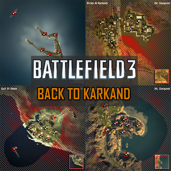 Buy Battlefield 3 Back To Karkand Region Free Gift And Download