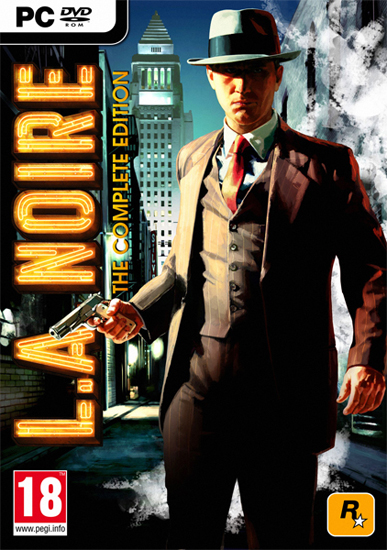 [Crack + Patch] L.A. Noire: The Complete Edition {v 1.0 (v2393.1.0 ...
