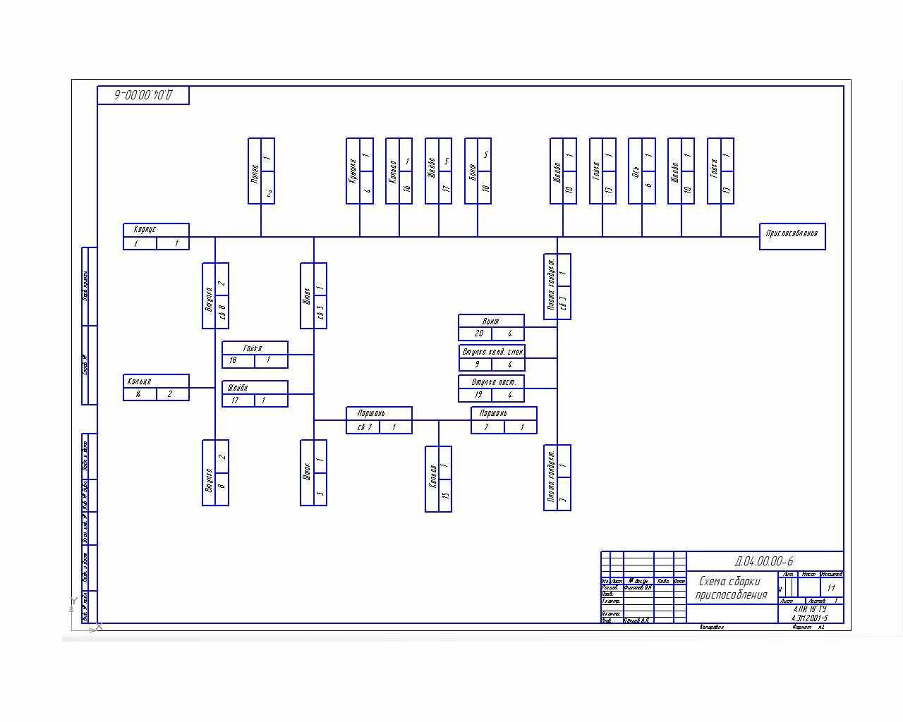 Дипломы → Дипломная работа на изготовление детали Фланец  Тип товара Товар в виде файла Свойство товара Универсальный товар Продаж 2