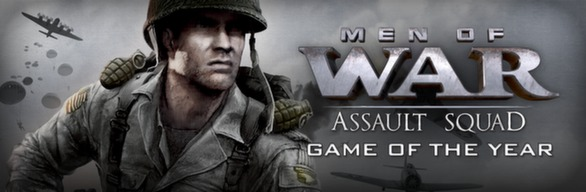 Men of War: Assault Squad GOTY (Game + 5 DLC) Reg. Free