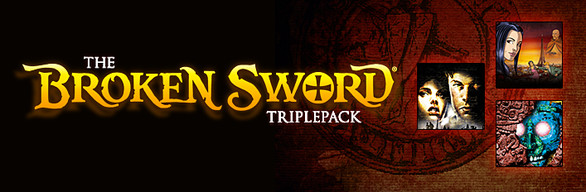 Broken Sword Trilogy (steam ключи)
