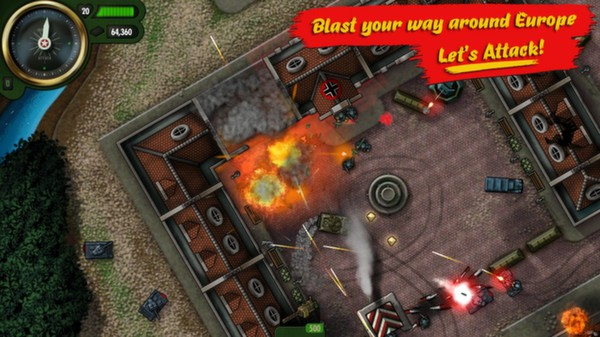 iBomber Attack (Steam ключ)