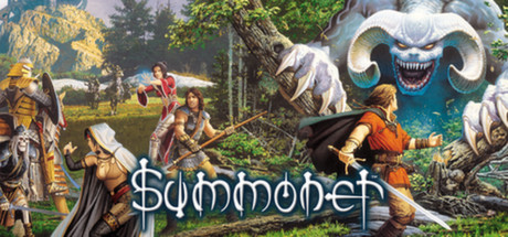 Summoner (Steam ключ) Region Free