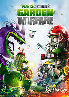 Plants vs Zombies Garden Warfare (Origin ключ) + 8 игр