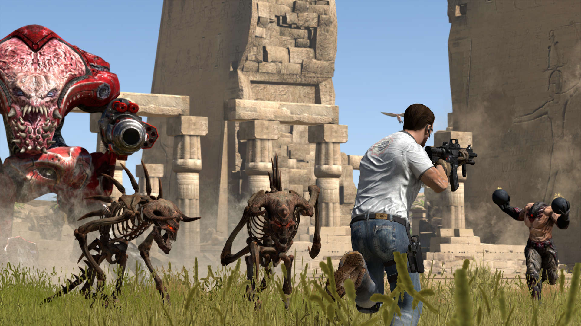 Serious Sam 3: BFE (STEAM GIFT / Worldwide)