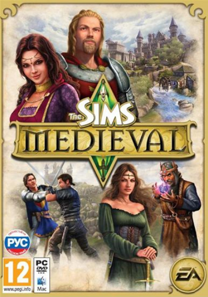 The Sims Medieval Foto EADM Worldwide CD KEY