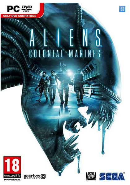 Aliens:Colonial Marines (Steam) CD Key +ПОДАРОК +СКИДКИ
