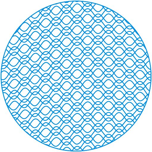 Как соединить вязание в круг на круговых спицах