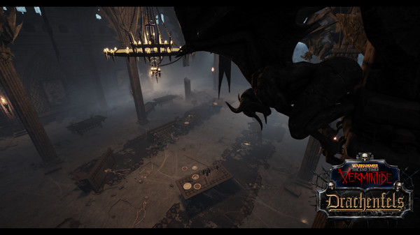 Warhammer: End Times - Vermintide Drachenfels  GLOBAL