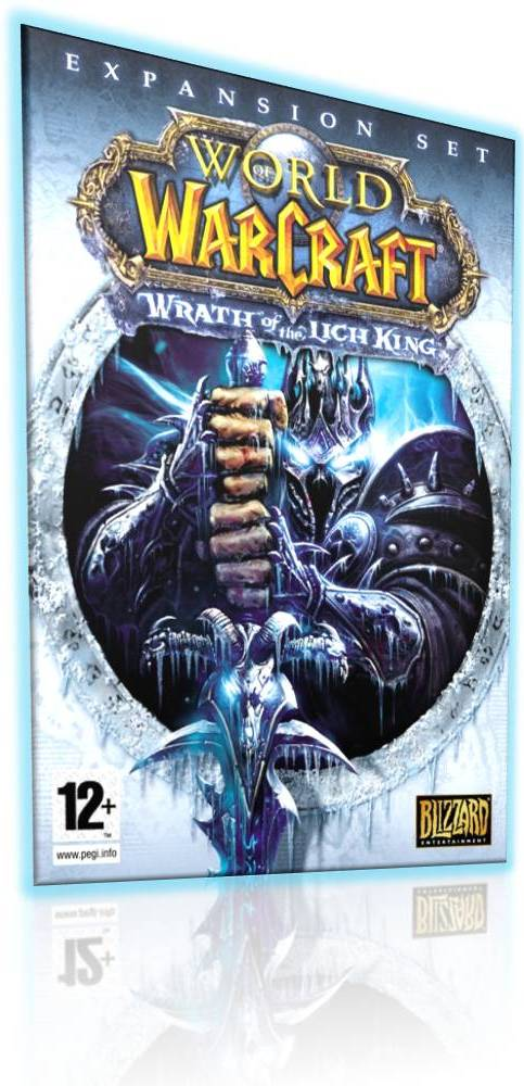 WoW CD-key WRATH OF THE LICH KING (RU) ЛУЧШИЙ КУРС WMR