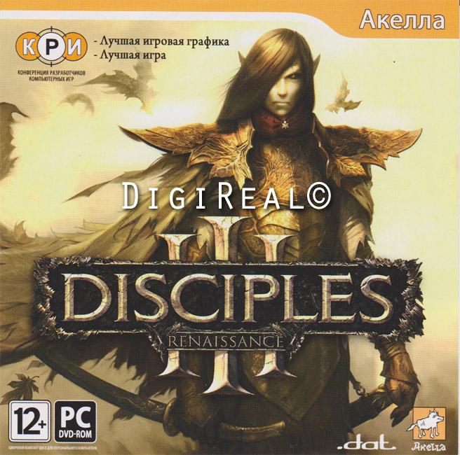 Оригинальное название Disciples 3 Renaissance Год выпуска 2009 Жанр