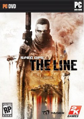 Spec Ops: The Line - Steam - ключ от 1С