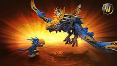 WOW: WARLORDS OF DRAENOR (EU/RU)DELUXE+LVL 90 BOOST+PET
