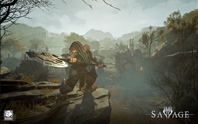 Savage Resurrection - Beta Steam Key