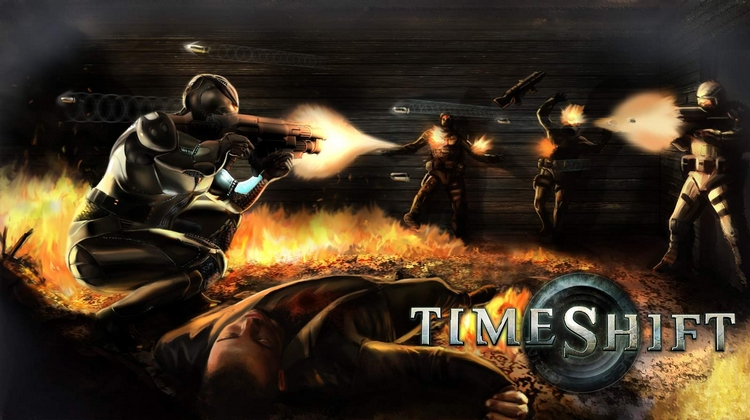 TimeShift™ - Steam GIFT - Region Free
