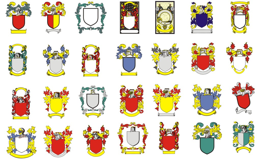 Как можно сделать свой герб
