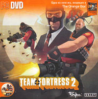 Team Fortress 2 (Steam\Скан) + новые карты