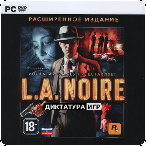RuTor.Org :: L.A. Noire: The Complete Edition (2011) РС | Лицензия