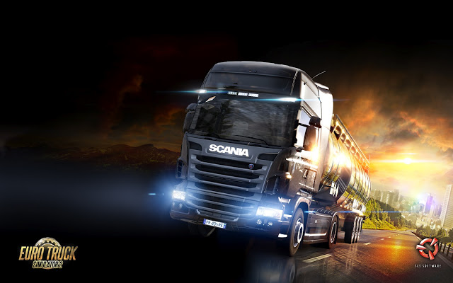 Euro Truck Simulator 2 Gold Bundle (Region Free) Steam