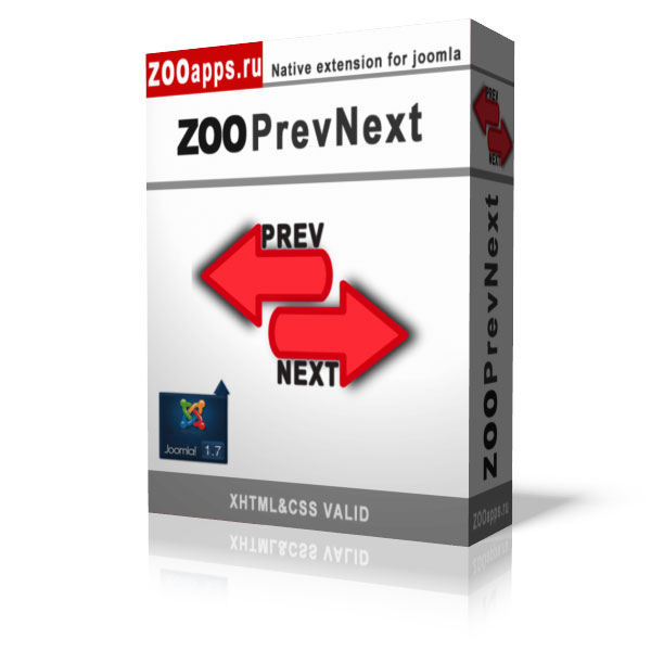 PrevNext 1.0.12 for zoo 2.5.3