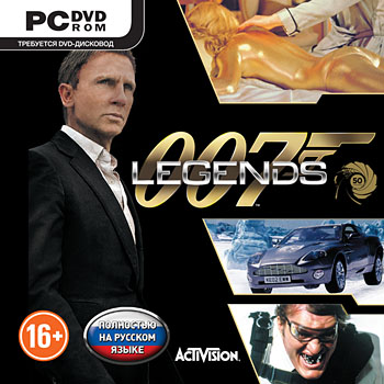 007 Legends (Steam KEY) + ПОДАРОК