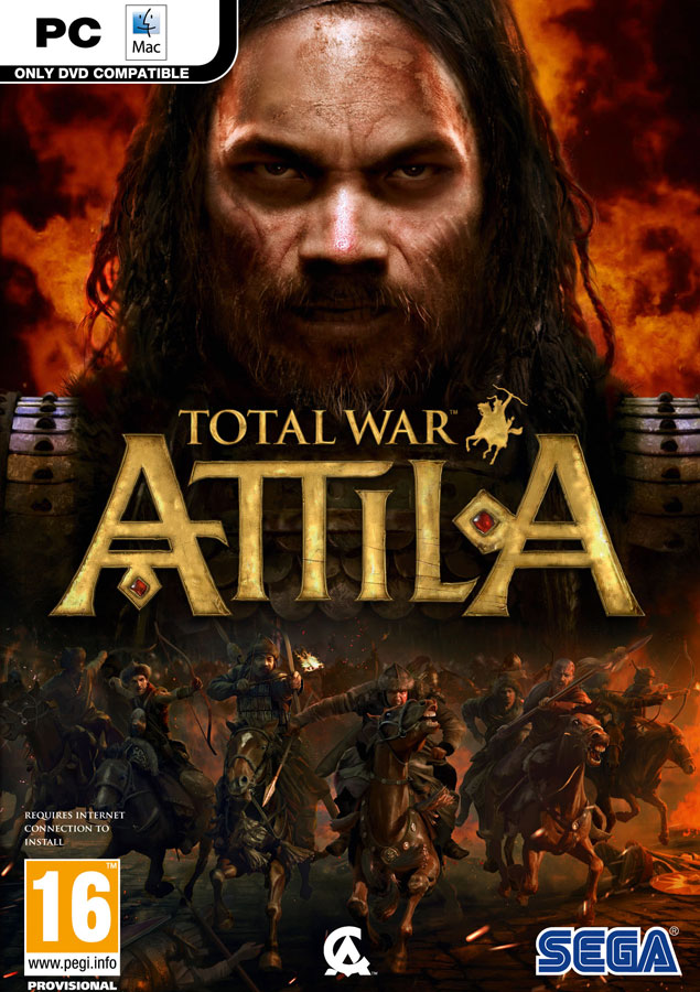 Total War: ATTILA: DLC Age of Charlemagne Cam. Pack