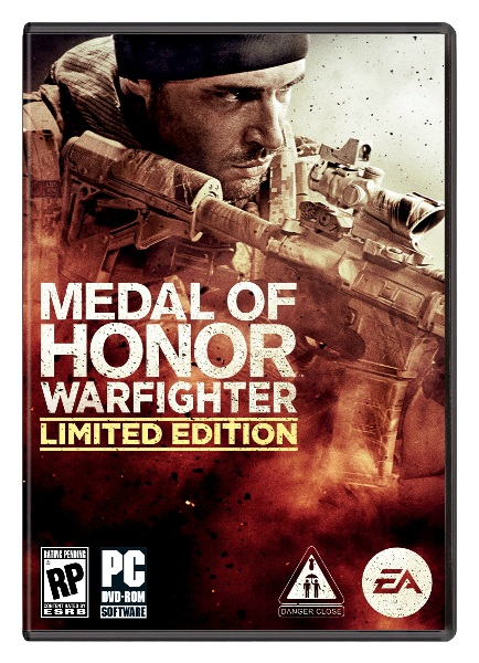 Medal of Honor Warfighter (Origin KEY) + ПОДАРОК