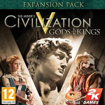 Civilization 5: Gods & Kings (Steam KEY) + GIFT